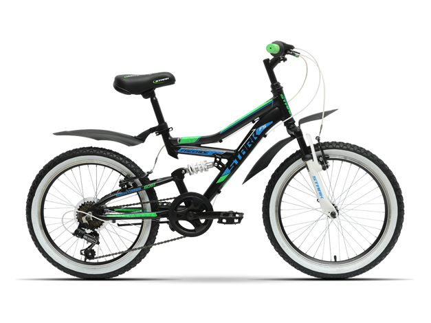 Stark Appachi 20 (black-green)