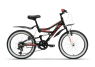 Stark Appachi 20 (black-red)