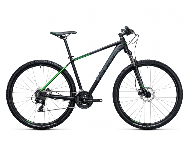 AIM PRO 27.5 (2017) black-green