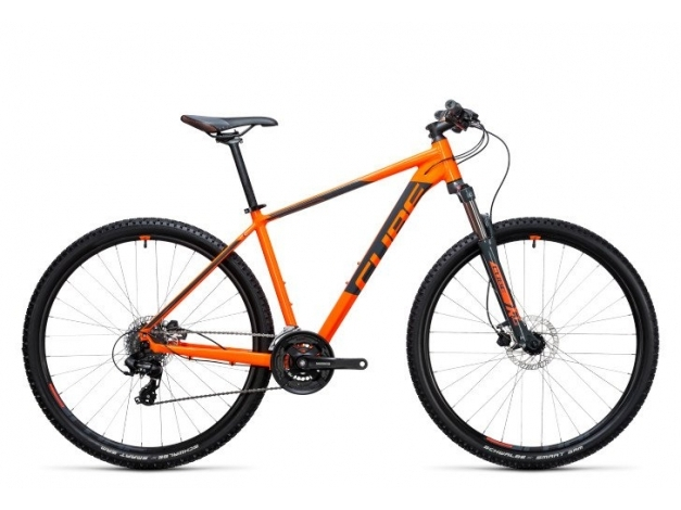 AIM PRO 27.5 (2017) black-orange