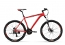 Welt Ridge 1.0 HD 2017 matt red/dark red