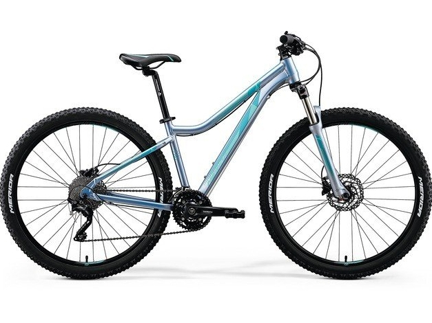 MERIDA JULIET 7.80-D 27.5 (2018) silkliteblue-petrolgreen